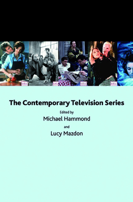 The Contemporary Television Series Cover Image