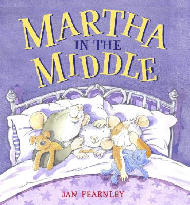 Martha in the Middle Cover