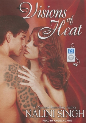 Visions of Heat (Psy/Changeling Novels (Audio) #2) Cover Image