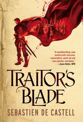 Traitor's Blade (The Greatcoats #1) Cover Image