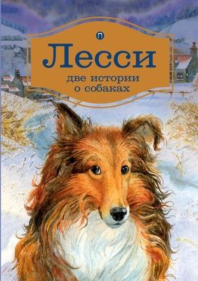 Лесси: Повесть, роман. Lad: a Dog. Lassie Come-H Cover Image