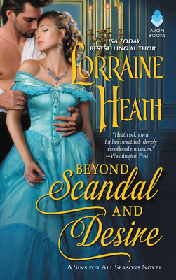 Beyond Scandal and Desire: A Sins for All Seasons Novel Cover Image