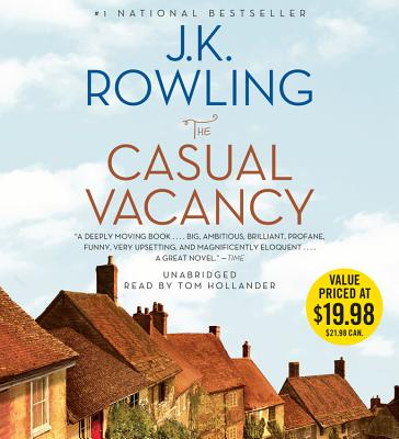 The Casual Vacancy Cover