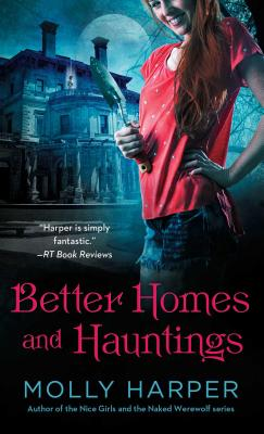 Better Homes and Hauntings Cover