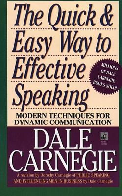 The Quick and Easy Way to Effective Speaking Cover Image