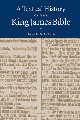 A Textual History of the King James Bible Cover