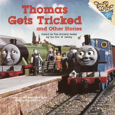 Thomas Gets Tricked and Other Stories (Thomas & Friends) Cover