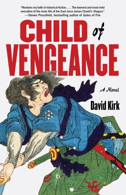 Child of Vengeance Cover Image