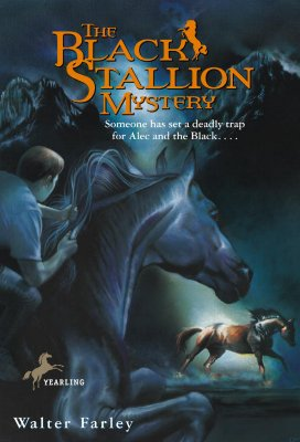 The Black Stallion Mystery Cover