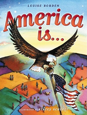 America Is... Cover