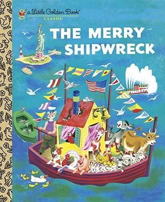 The Merry Shipwreck Cover Image