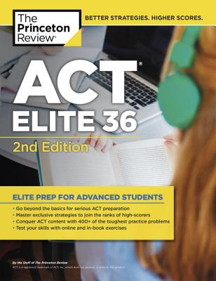 ACT Elite 36, 2nd Edition cover image