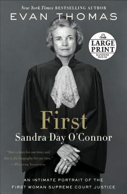 First: Sandra Day O'Connor Cover Image