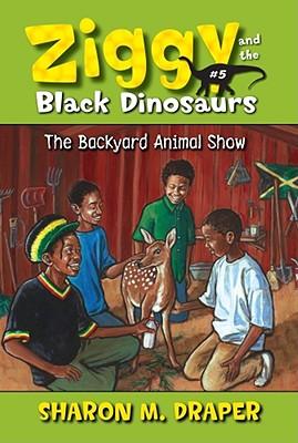 The Backyard Animal Show Cover Image