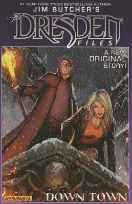 Jim Butcher's Dresden Files Cover