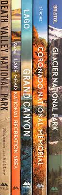 National Parks Book Series: Five part book set (America's National Parks) Cover Image