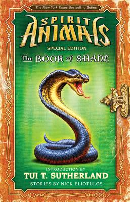 The Book of Shane Cover