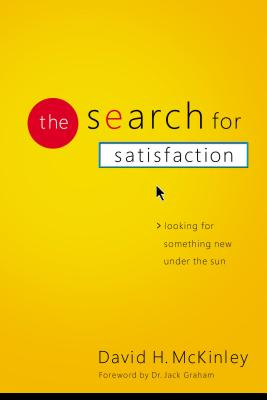 The Search for Satisfaction Cover
