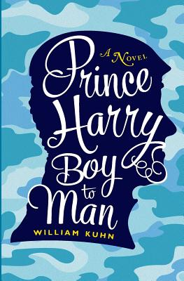 Prince Harry Boy to Man Cover Image