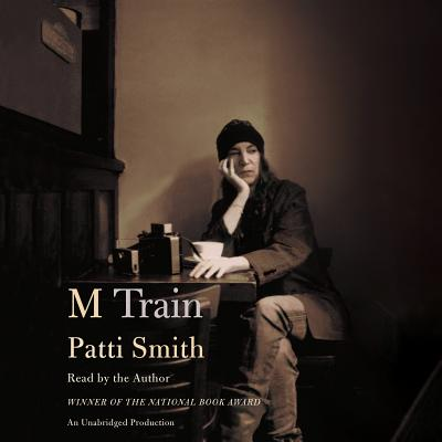 M Train (CD-Audio) | Nantucket Book Partners: Bookworks & Mitchell's
