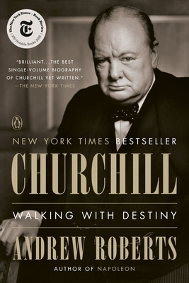 Churchill: Walking with Destiny Cover Image