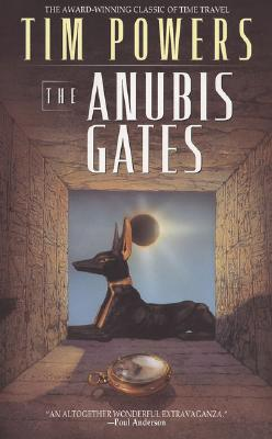 The Anubis Gates Cover