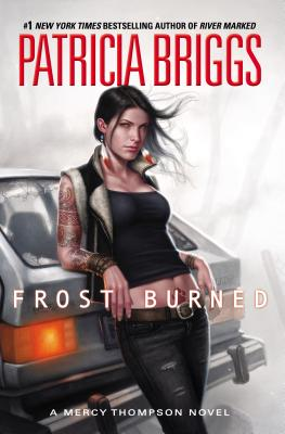 Frost Burned Cover