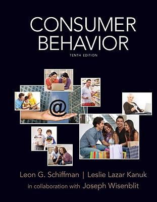 Consumer Behavior Cover Image