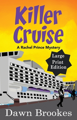 Killer Cruise Large Print Edition Cover Image
