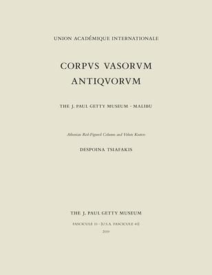 Corpus Vasorum Antiquorum, Fascicule 10: Athenian Red-Figure Column and Volute Kraters Cover Image
