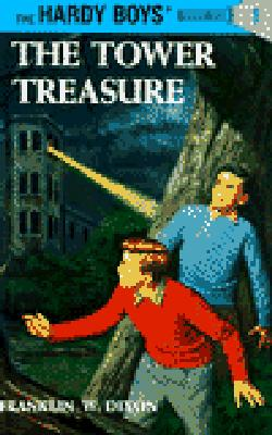 Hardy Boys 01: the Tower Treasure (The Hardy Boys #1) Cover Image