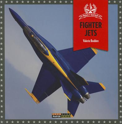 Built for Battle: Fighter Jets Cover Image