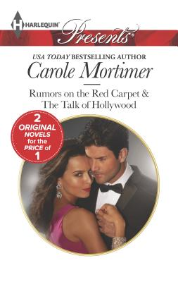 Rumors on the Red Carpet & The Talk of Hollywood Cover