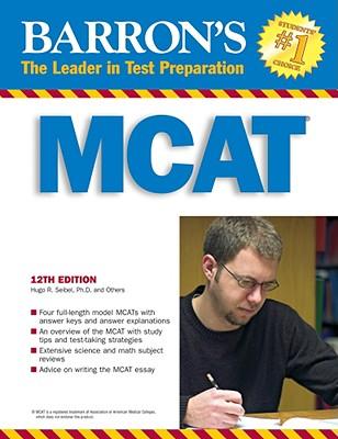 Barron's MCAT: Medical College Admission Test Cover Image