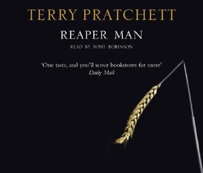 Reaper Man Cover Image