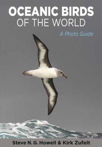 Oceanic Birds of the World: A Photo Guide Cover Image