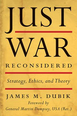 Cover for Just War Reconsidered