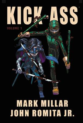 Kick-Ass, Volume 1 Cover