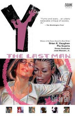 Y: The Last Man VOL 06: Girl on Girl cover image
