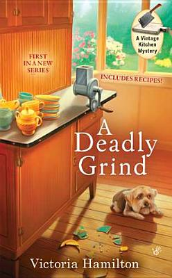 A Deadly Grind Cover
