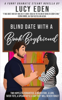 Blind Date with a Book Boyfriend Cover Image