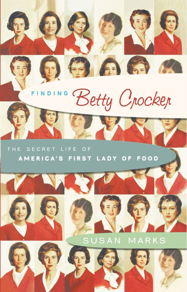 Cover for Finding Betty Crocker