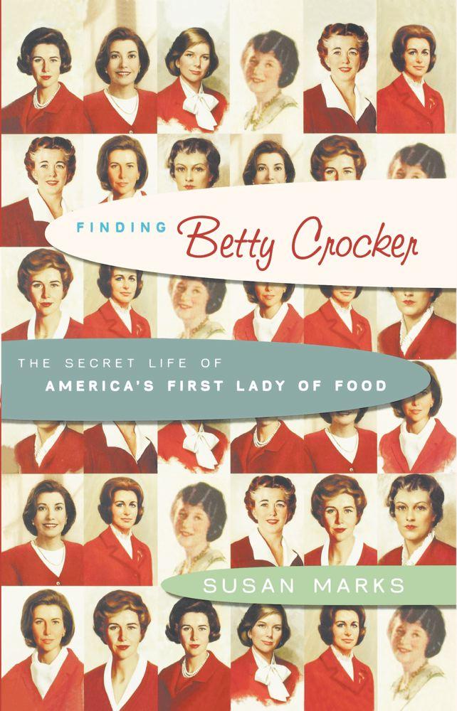 Finding Betty Crocker Cover