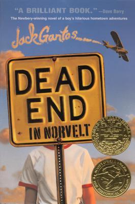 Dead End in Norvelt Cover Image