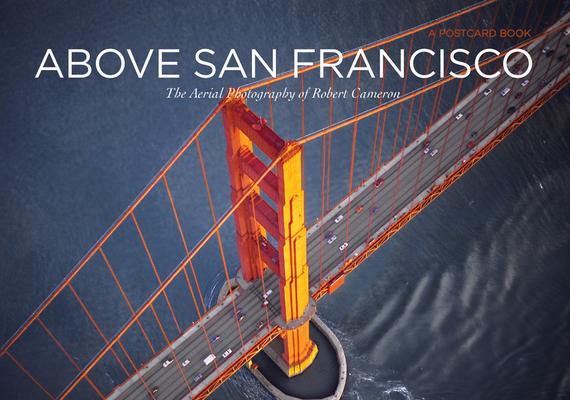 Above San Francisco Postcard Book Cover Image