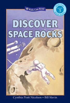 Discover Space Rocks (Kids Can Read) Cover Image