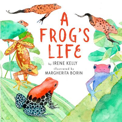 A Frog's Life Cover Image