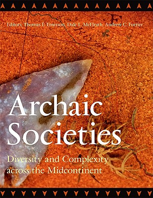 Cover for Archaic Societies