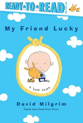 Cover for My Friend Lucky