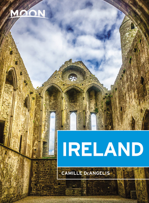 Moon Ireland: Castles, Cliffs, and Lively Local Spots (Travel Guide) Cover Image